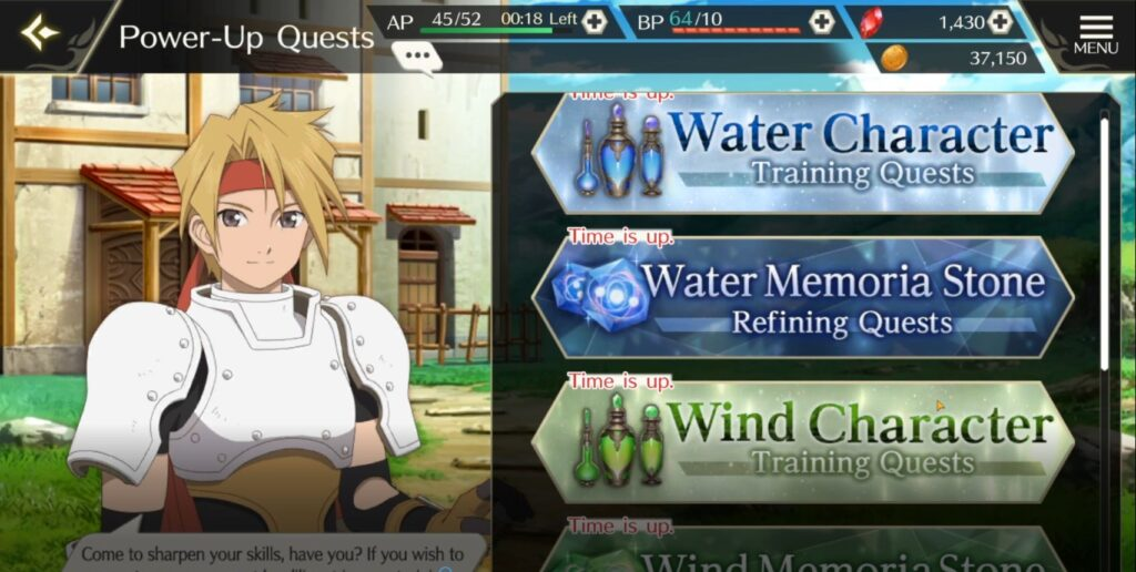 tales of crestoria beginners guide
